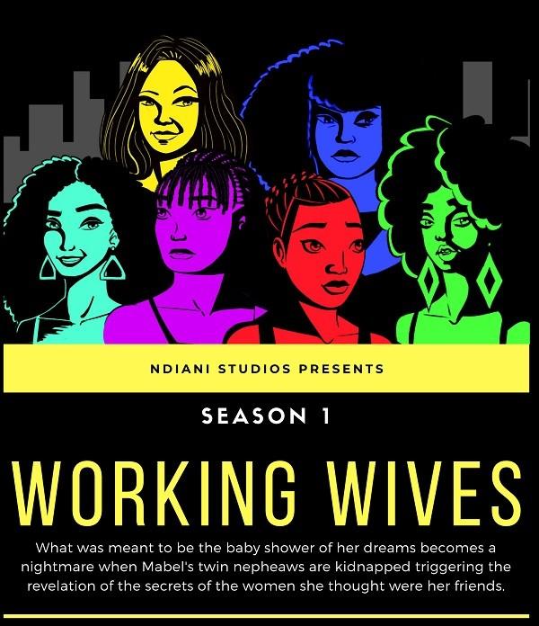 Ndiaini Studios Working Wives.