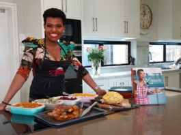 Established Chef Zanele Van Zyl Shares Her Twist On The Renowned 7 Colours Dish On The Insider SA