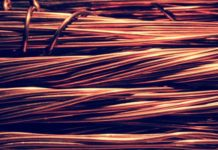 Infrastructure destruction, suspect arrested with stolen copper cables
