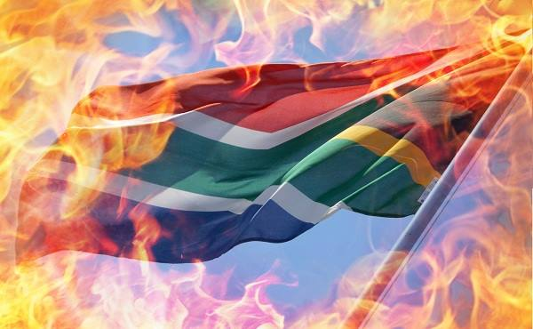 Crime is the actual pandemic in South Africa