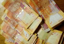 Public sector's salaries in South Africa are the highest in the world