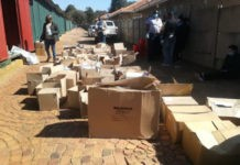 Operation uncovers R3 mil worth of steroids, Pretoria. Photo: SAPS