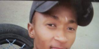 Suspect sought for attack and robbery at the Windsorton police station. Photo: SAPS