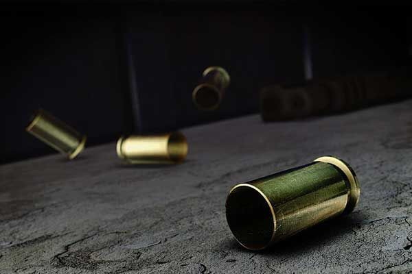 Attempted rape suspect opens fire on police, wounds two