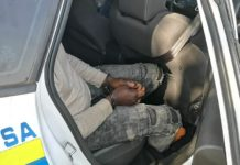 CIT robbery, 5 suspects killed 2 arrested, Dawn Park near Springs. Photo: SAPS