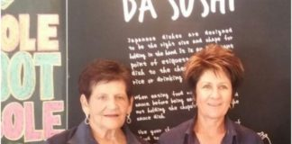 Woman who cried at Hettie and Lizette Deacon's funeral also arrested for their murder
