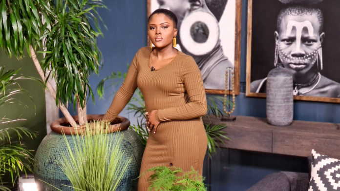 Expresso's Kuhle Adams Gets Candid On Her Hosting Gig, Winning Presenter Search On 3 And Life Off Air