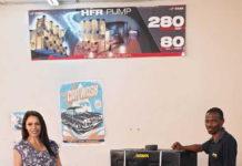 Melanie Mokawem Director at Hawk and Ossie Cebekhulu Senior Internal Sales