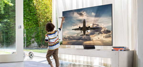 Experience True Audio Immersion with the Innovative Sound Technologies of Samsung's 2020 QLED 8K Range