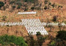 Farm murders: 'White cross monument'- ceremony 18 September 2020