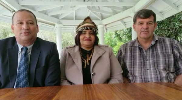 United Liberty Alliance (ULA) - Alliance struck with Griqua Royal House