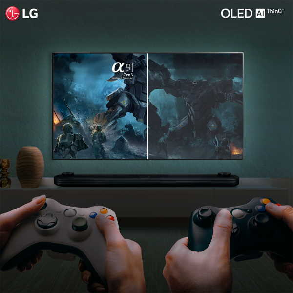 FIFA champions to go head to head in LG OLED TV showmatch for a good cause