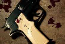 Business robbery suspects in shootout with police, 1 killed, 1 wounded, Ladysmith