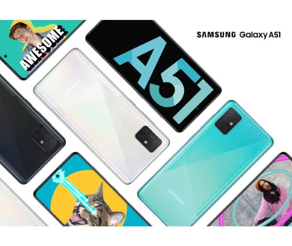 Samsung Galaxy A51: The Mid-Range Smartphone That Feels Like A Premium Device