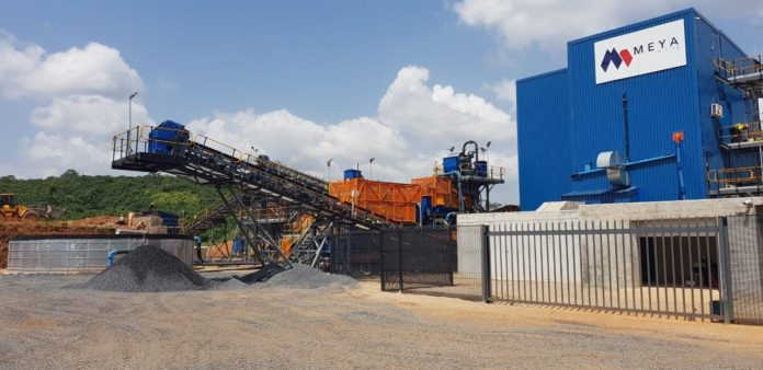 Trustco secures NAD 1.4 Billion for the development and expansion of Meya mining in its resources segment
