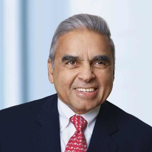 H.E. Professor Kishore Mahbubani, Distinguished Fellow, Asia Research Institute and Founding Dean of the Lee Kuan Yew School of Public Policy at the National University of Singapore
