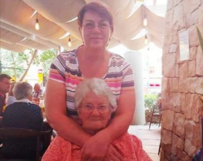Belinda Shaw and mother Babs Ackerman brutally murdered in their home, Roodepoort. Photo: Facebook