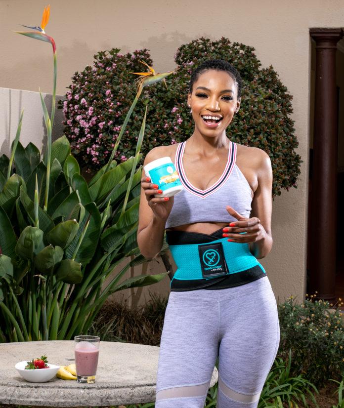 Model Fitness Pure Collagen Powder