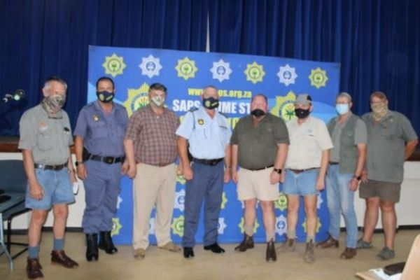 Limpopo rural safety roadshows across all 5 districts concluded. Photo: SAPS