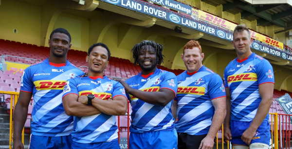 DHL Stormers supporting Breast Cancer and Testicular Cancer Awareness with DHL