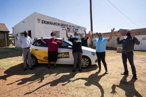 McCain South Africa pledges continued contribution to Delmas and Springs communities