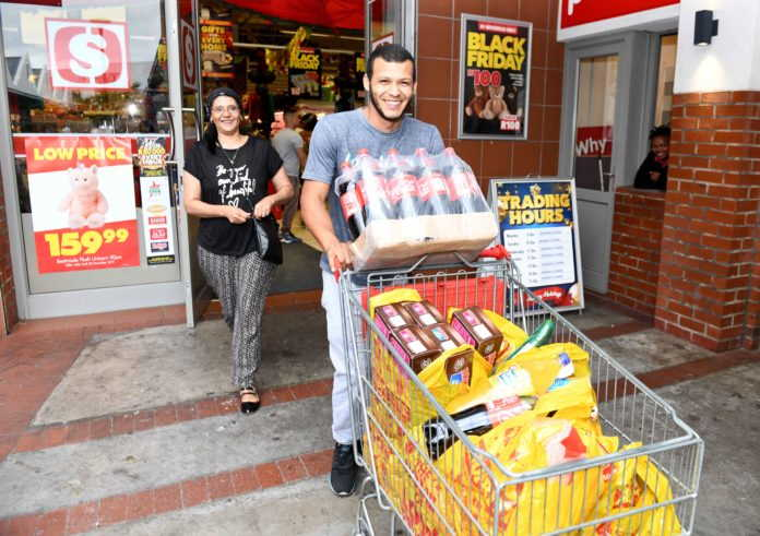 Shoprite and Checkers customers in for a bumper Black Friday with early deals