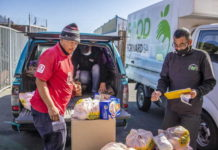 DHL closes in on its '1 000 000 meals by December' target