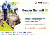 AIMS and Portia host the 18th Gender Summit