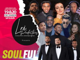 op SA artists set to headline the much-anticipated SOULFUL SUNDOWNERS Music Festival in Stellenbosch this December