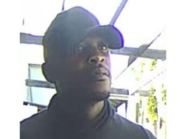 Suspect sought for business robbery in Cape Town. Photo: SAPS