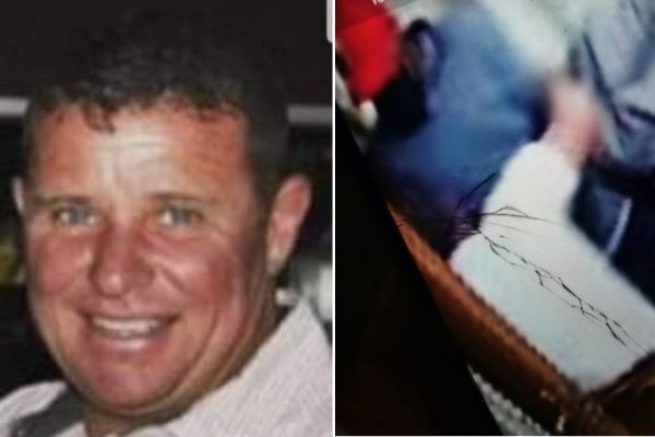 Farm murder: Mark Regal fatally wounded, returns fire, kills one attacker, Odendaalsrus. Photo: Oorgrens Veiligheid