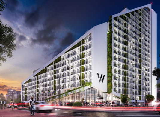Balwin Properties Break Barrier to Entry in Africa's Richest Square Mile #OwnSandton