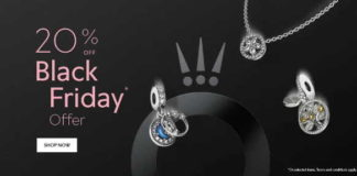 The Pandora Black Friday Offer