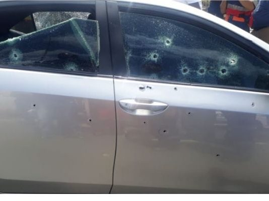 Two dead, another critical in a shooting in Ormonde, JHB. Photo: Arrive Alive